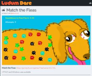 Match the Fleas Ludum Dare